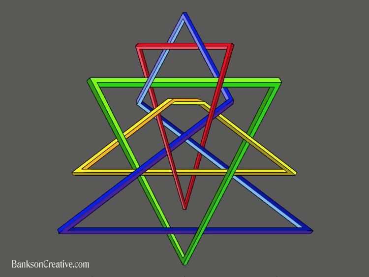 10 geometric art explorations for math learning - 750×563